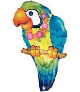 Parrot Balloons Mylar Balloons