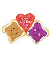 """40"""" So Good Together Peanut Butter & Jam"""