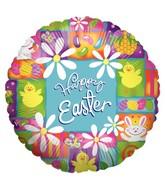 "18"" Easter Daisy Chain"