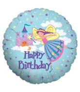 """18"""" Birthday Fairy Princess"""