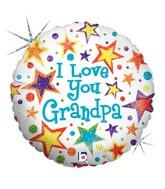 18'' I Love You Grandpa B139