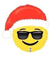 Jumbo Christmas Mylar Balloons