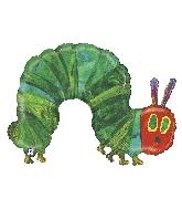 The Very Hungry Caterpillar Mylar Balloons