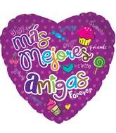 """18"""" Mas Mejores Amigas Most Best Friends"""