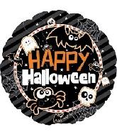 "17"" Halloween Friends Balloon"