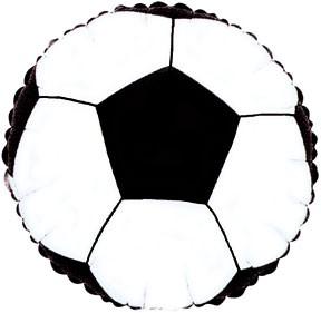 """17"""" Soccer Ball Packaged"""
