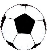 "17"" Soccer Ball Packaged"