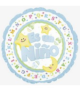 """18"""" Es Un Nino Baby"""