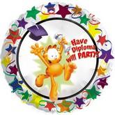 "18"" Garfield Diploma Party"