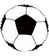 "9"" Airfill Soccerball Balloon"