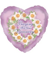"""18"""" Praying for Recovery"""