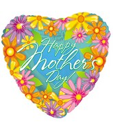 """18"""" Happy Mother's Day Paradise"""