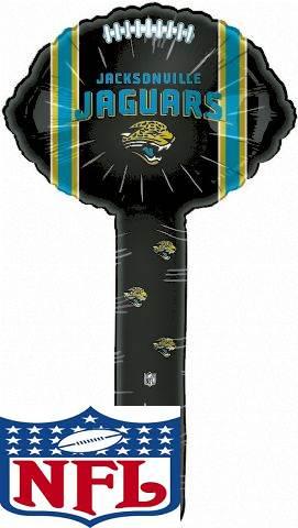 Air Filled Hammer Balloon Jacksonville Jaguars