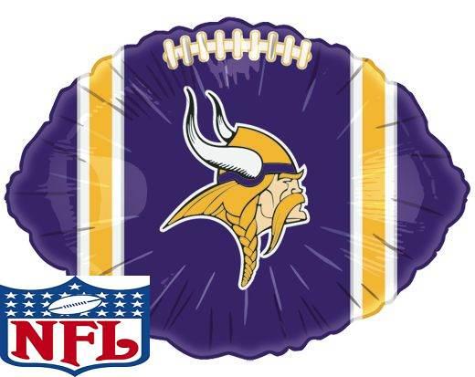 "18"" NFL Foil Balloon Minnesota Vikings"