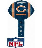 Air Filled Hammer Balloon Chicago Bears