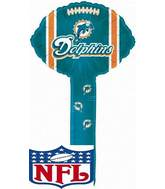 Air Filled Hammer Balloon Miami Dolphins