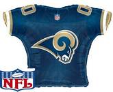 "23"" Foil Jersey Balloon St. Louis Rams (Back)"