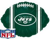"18"" NFL Foil Balloon New York Jets"