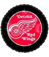 "18"" NHL Hockey Balloon Detroit Red Wings"