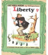 "23"" Liberty Get Well Soon"