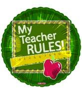"""9"""" My Teacher Rules"""