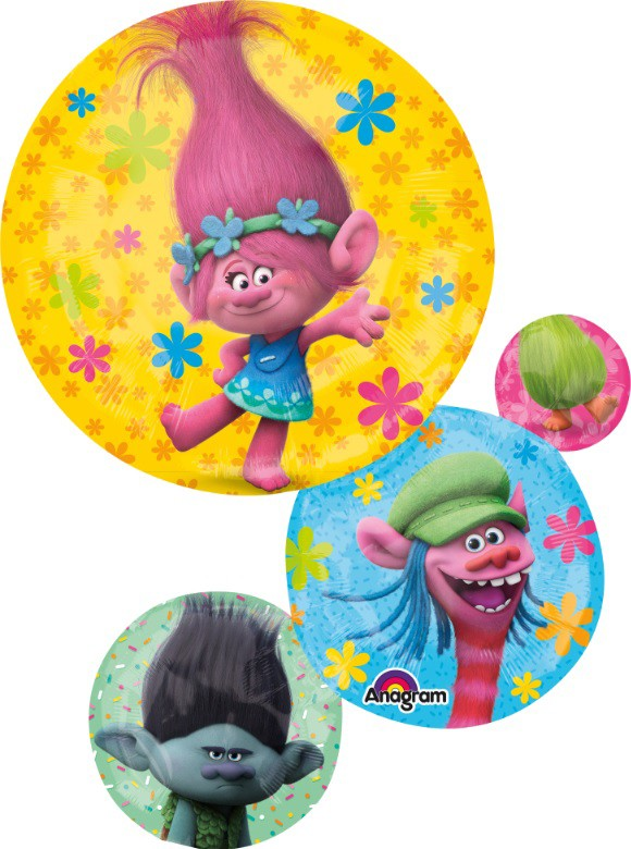 "28"" Trolls Balloon"