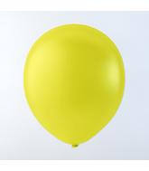 "9"" Creative Brand P. Yellow Latex Balloons (144 Per Bag)"