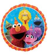 "18"" Sesame Street Fun Balloon"
