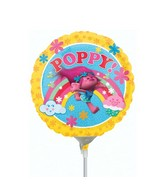 "9"" Airfill Only Trolls Balloon"
