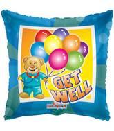 """18"""" Dr. Bear Balloon"""