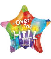 "18"" Over The Hill Candles Balloon"