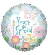 """18"""" You're So Special Garden Balloon"""