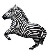"28"" Zebra Shape Balloon"
