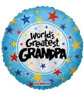 "18"" World's Greatest Grandpa Balloon"