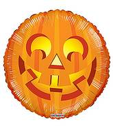 "18"" Pumpkin Balloon"