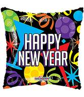 """18"""" New Year Balloons Balloon"""