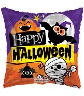 """18"""" Balloon Halloween Monsters"""
