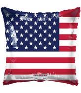 """18"""" Usa Flag Balloon"""