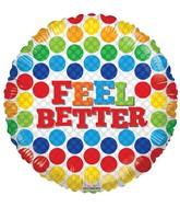 """18"""" Feel Betters Balloon"""