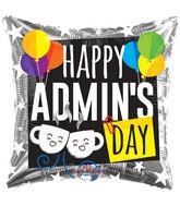 "18"" Admin's Day Balloon"