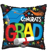 """4"""" Airfill Only Grad Elements Balloon"""