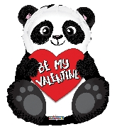 "18"" Panda Bear Shape Balloon"