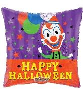 "18"" Scary Clown Balloon"