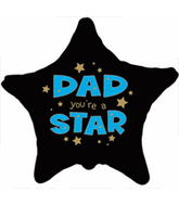 "18"" Dad You´Re A Star"
