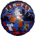 "18"" Trick Or Treat Balloons"