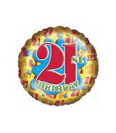 """18"""" 21st Birthday Splash"""