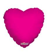 "4"" Aifill Only Hot Pink Heart"