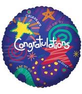 """36"""" festive Congrats"""
