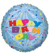 Jumbo Birthday Mylar Balloons
