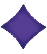 """21"""" Solid Diamond Purple"""